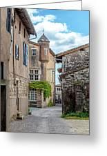 Castelnau-de-montmiral Greeting Card