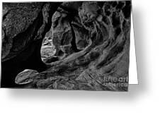 Cavern Of Lost Souls Greeting Card