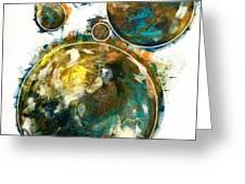 Celestials - Interstellar I Greeting Card by Joel Tesch