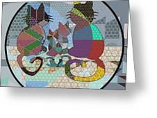 Cfm13656 Greeting Card