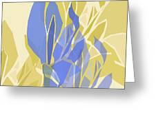 Chanson Greeting Card