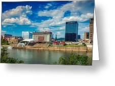 Charleston, West Virginia Greeting Card