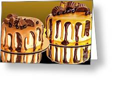 Chocolate Delights Greeting Card