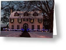 Christmas Lights Series #3 Greeting Card