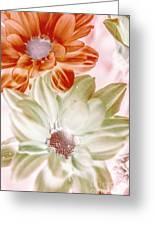 Chrysanthemum Creativity Greeting Card