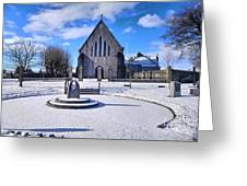 Church Of The Assumption, Mooncoin  Greeting Card