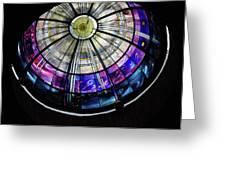 Circle Of The Heavens Greeting Card