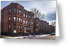 Cityview Cooperative, Minneapolis Greeting Card