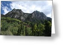 Colorado Autumn 10 Greeting Card