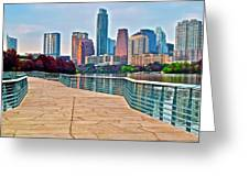 Come To Austin Texas Greeting Card
