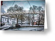 Comming Home 3 #i3 Greeting Card by Leif Sohlman