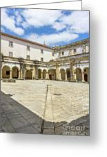 Convent Of Christ 5 Greeting Card
