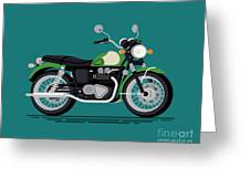Cool Vector Classic Design Street Greeting Card