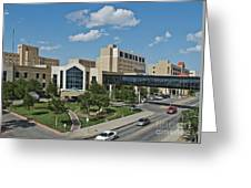 Covenant Medical Center Greeting Card