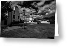 Cromarty Lighthouse Greeting Card
