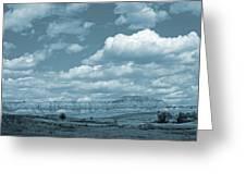 Dakota Sky Dream Greeting Card