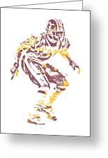 fc99b4d21 Deion Sanders Washington Redskins Pixel Art 1 Mixed Media by Joe ...
