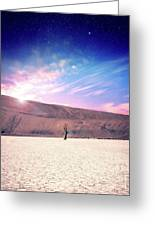 Desert Stars Greeting Card