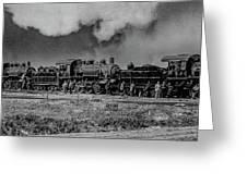 Detroit Terminal Railroad Greeting Card