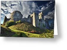 Dinefwr Castle 2 Greeting Card