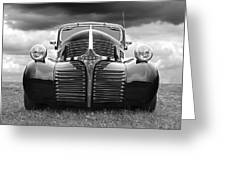 Dodge Truck 1947 Greeting Card