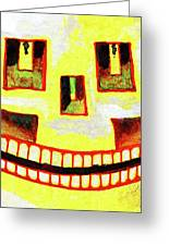 Dom The Sun Sugarskull Greeting Card
