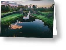 Downshire Bridge Greeting Card