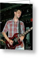 Drive By Truckers Guitarist Mike Cooley Greeting Card