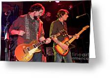 Drive By Truckers Patterson Hood And Mike Cooley  Greeting Card