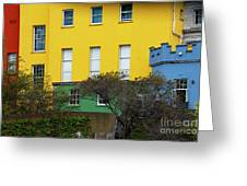Dublin Castle Colors Two Greeting Card