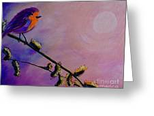 Early Bird Greeting Card by Jacqueline Athmann