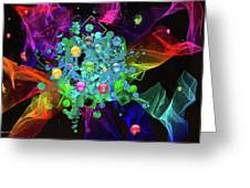 Ecstasy Greeting Card by Gerlinde Keating - Galleria GK Keating Associates Inc