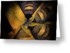 Escape The Hive Greeting Card