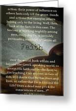Faith4221 Greeting Card