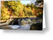 Fall Fantasy Greeting Card