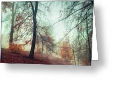 Fall Feeling Greeting Card