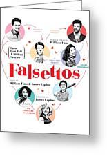 Falsettos Greeting Card