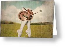 Fantasy Artistic Image That Represent Greeting Card