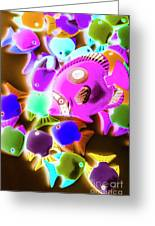 Finding Neon Greeting Card