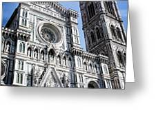 Florence Duomo Greeting Card by Scott Kemper