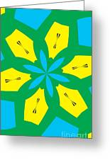 Flowers Number 36 Greeting Card