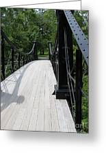 Forest Park Walkway 2019 Greeting Card
