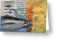 Funky Fish Greeting Card