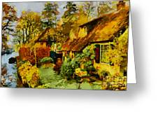 Giethoorn Collection - 1 Greeting Card