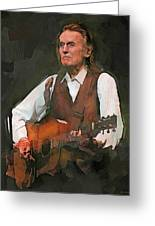 Gordon Lightfoot Greeting Card