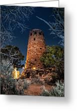 Grand Canyon Desert Tower Greeting Card
