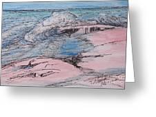 Grand Marais. Artist's Point Greeting Card