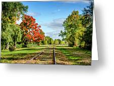 Grand-pre National Historic Site Greeting Card
