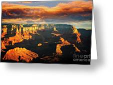 Grandview Point 3 Greeting Card