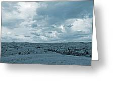 Great Plains Grandeur Greeting Card
